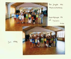 Jugendgruppe Mittwoch